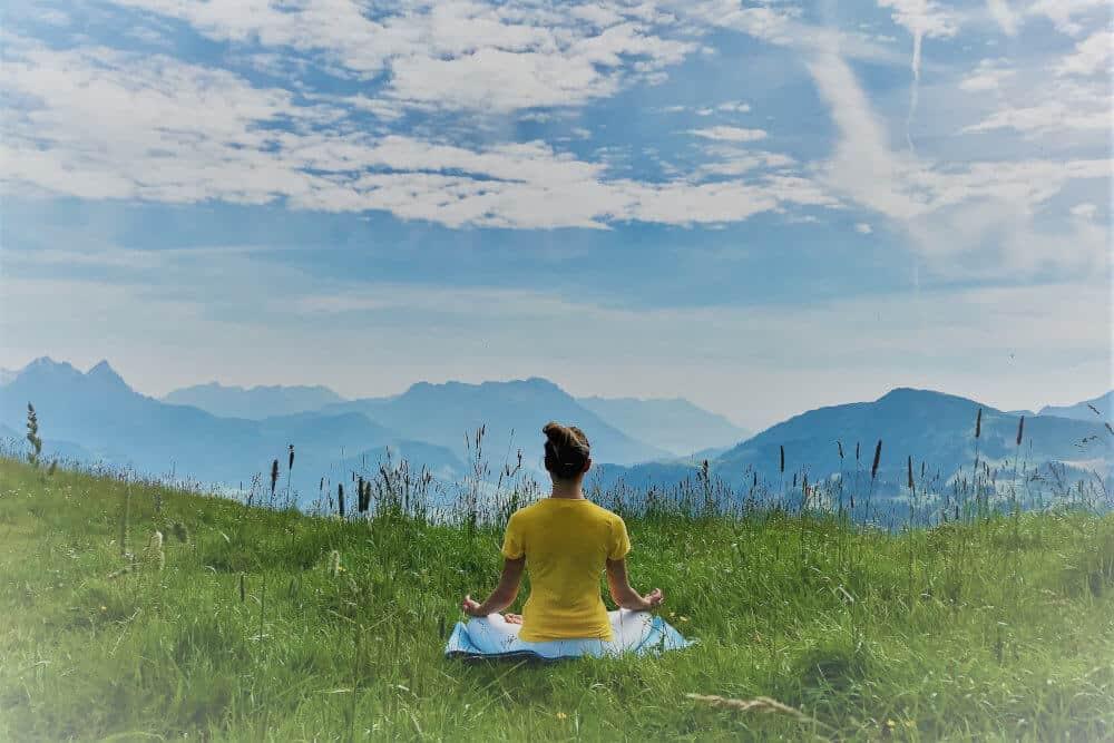 Online Live-Meditationsabende