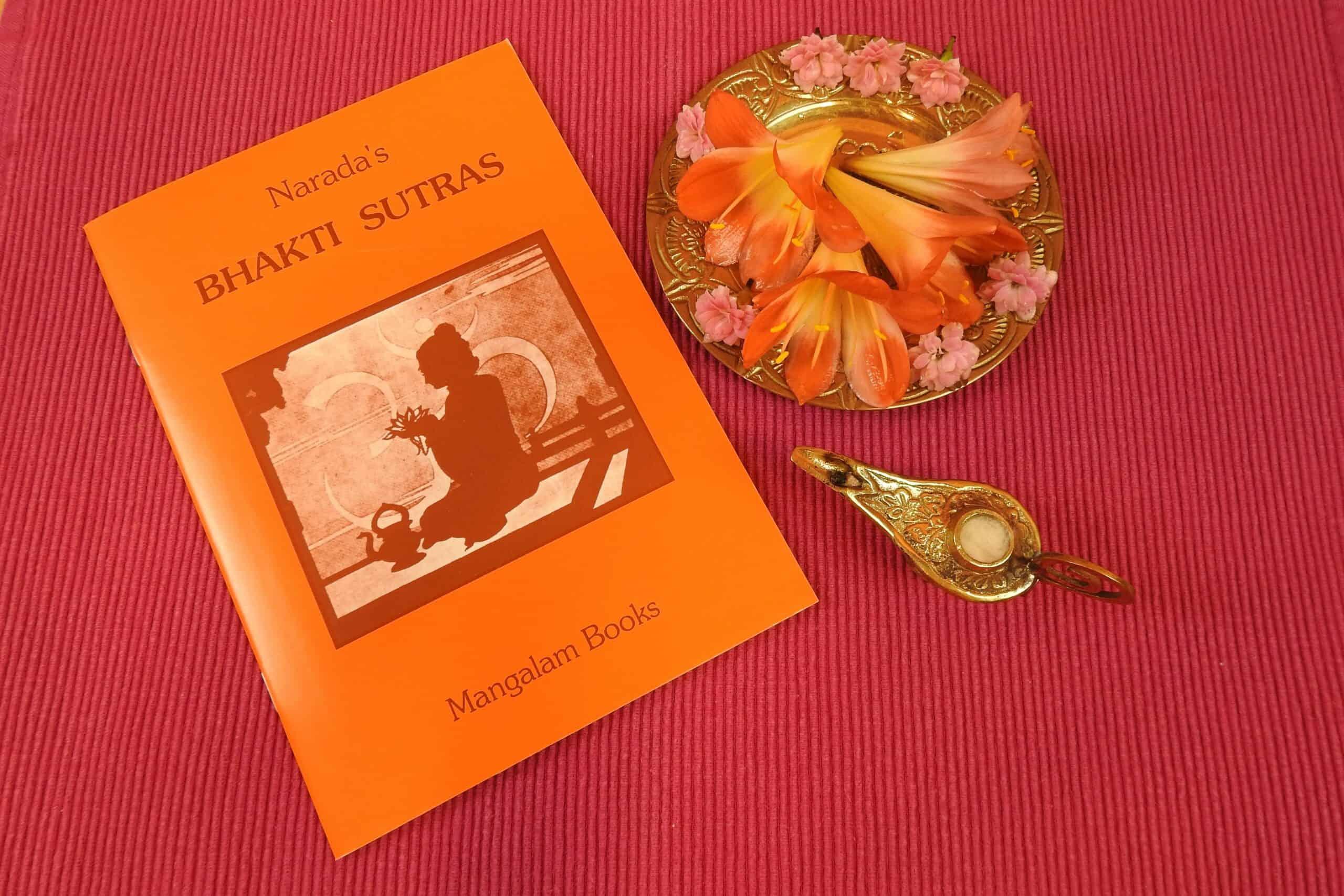 Live Online-Kurs: <br />Lehren über die göttliche Liebe - Narada Bhakti Yoga Sutren